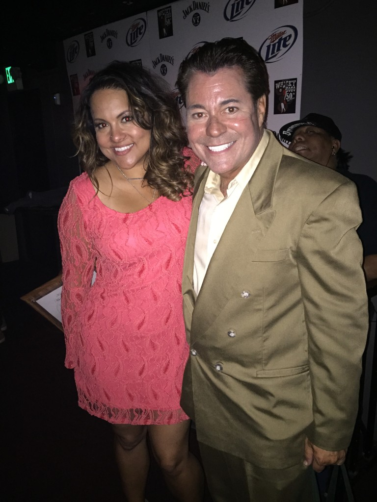 Al Bowman, CEO of the LA Music Awards and Joanna