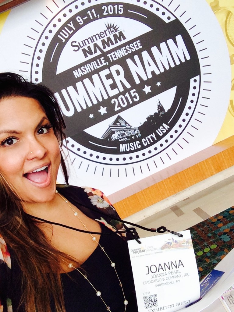 Summer NAMM 2015!