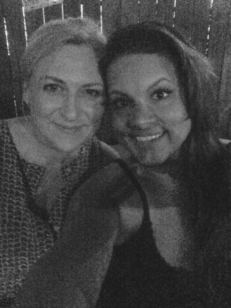 Susan and Me...