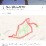 Temecula Half Marathon Training